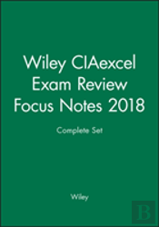 Wiley Ciaexcel Exam Review Focus Notes