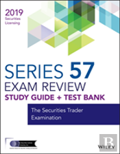Wiley Finra Series 57 Exam Review 2019
