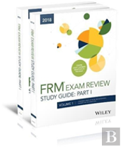 Wiley Study Guide For 2018 Part I Frm Exam: Complete Set