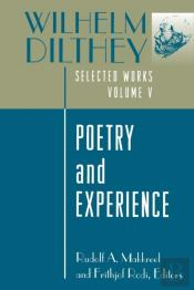 Wilhelm Dilthey, Selected Works