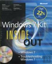Windows 7 Inside Out Kit