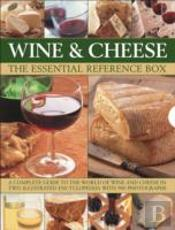 Wine & Cheese Essential Reference Box