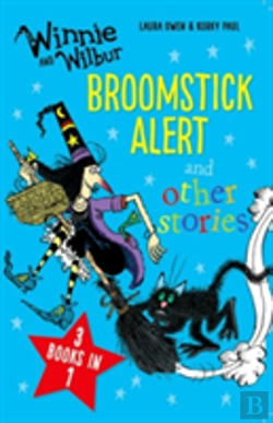 Bertrand.pt - Winnie And Wilbur: Broomstick Alert And Other Stories