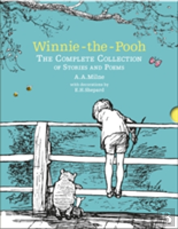 Bertrand.pt - Winnie-The-Pooh Complete Collection Of Stories And Poems