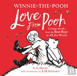 Bertrand.pt - Winnie-The-Pooh: Love From Pooh