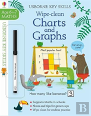 Wipe-Clean Charts & Graphs 6-7