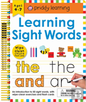 Wipe Clean Learning Sight Words