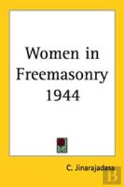 Women In Freemasonry 1944