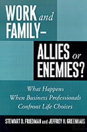 Work And Family, Allies Or Enemies?