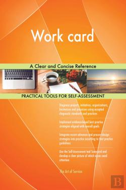 Bertrand.pt - Work Card A Clear And Concise Reference