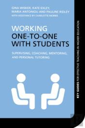 Working One-To-One With Students