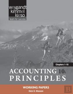 Bertrand.pt - Working Papers Chapters 1-18 To Accompany Accounting Principles