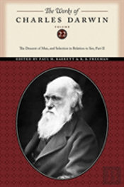 Works Of Charles Darwinthe Descent Of Man, And Selection In Relation To Sex
