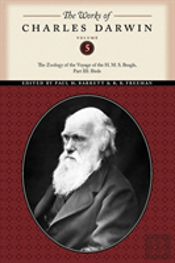 Works Of Charles Darwinthe Zoology Of The Voyage Of The H. M. S. 'Beagle'Birds
