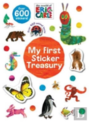 World Of Eric Carle My First Sticker Tre