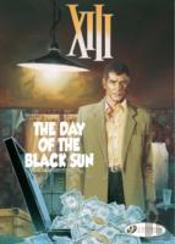 Xiii Vol1 The Day Of The Black Sun