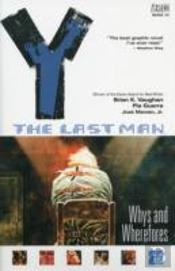 Y The Last Man Tp Vol 10 Whys And Wherefores (Mr)