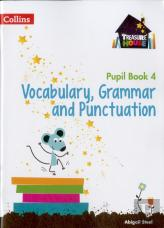 Year 4 Vocabulary, Grammar And Punctuation Pupil Book