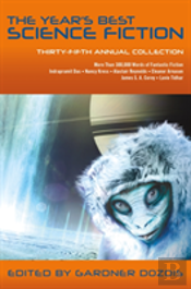 Years Best Science Fiction 35 Annual Col