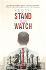 You Better Stand Your Watch